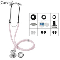 Professional doctor stethoscope bell head audible fetal heart auscultation