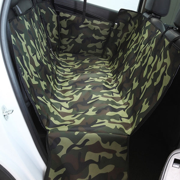 Car Seat Cover Dog Car Mat Waterproof Hammock Cushion Protector
