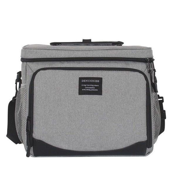 Waterproof Cooler Bag Refrigerator Thermal bag Oxford 24 Can Large