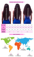 Peruvian Straight Hair Bundles 8- 28 Inch 1/ 3 / 4 Pcs 100% Human Hair Bundles Natural Color Non-Remy Hair Extension