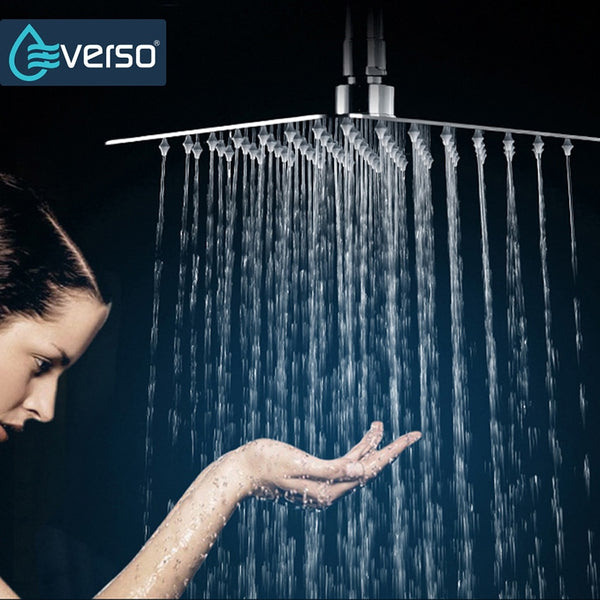 Big Shower Head Stainless Steel