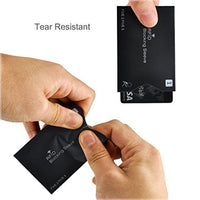 10pcs Set Of Anti-theft RFID Card Protector for Bank Cards