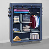 Wardrobe with Shelves Store 69""