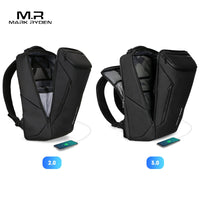 Men Backpack Multifunctional Waterproof  Mark Ryden 2020 New Anti-thief Fashion