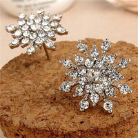 2019 Girls Earing Bijoux Splinter Stud Earrings