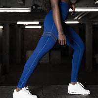 Sport Leggings Tights Slim Running Sportswear Sports Pants Women Yoga