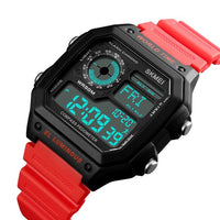 SKMEI Smart Watch Sport Smartwatch Pedometer Calorie Waterproof Digital Wrist Watches Men Clock Reloj Inteligente Watch Man