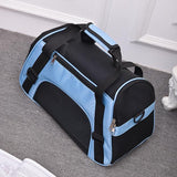 Pet Backpack Messenger Carrier Bags Cat Dog Teddy Packets Breathable Small Pet Handbag
