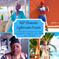 RJP Elements Lightroom Preset Pack