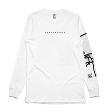Load image into Gallery viewer, COMFORTABLE TEE (LONG SLEEVE)