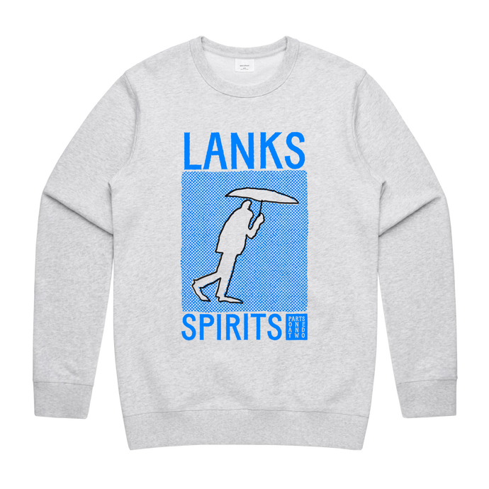 SPIRITS PT. 1 + 2 — CREW NECK SWEATER