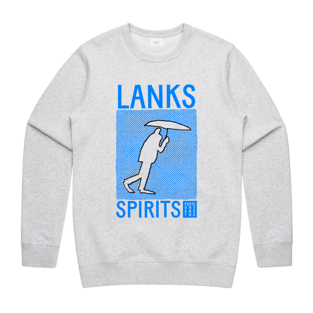 SPIRITS PT. 1 + 2 — CREW NECK SWEATER [PREORDER]