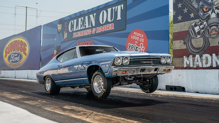 1968 Chevelle Malibu Sold for $500 Now Does Wheelies