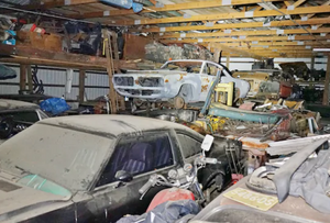 Muscle-Car Mad Scientist Has a Home Full of Mopars