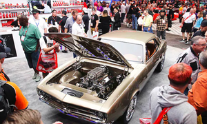 Huge Hot Rod Gallery! All Shapes and Sizes from SEMA 2019