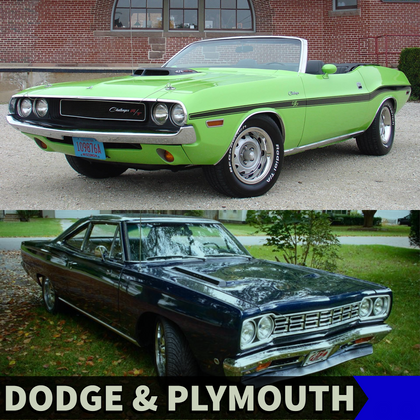 Mopar | Dodge & Plymouth