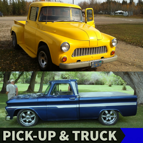 Pick Up & Truck