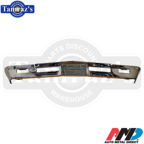 66 Chevelle Malibu El Camino Front Bumper Triple Chrome Plated NEW Goodmark