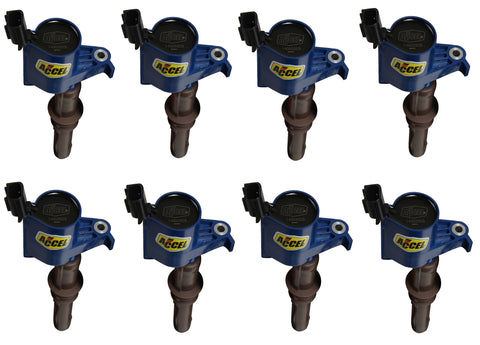 COIL FORD LATE MOD ENG 3-VALVE 8PK BLUE