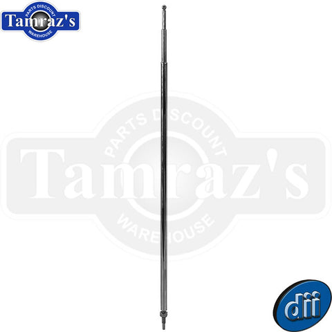 62-72 Chevy various models Front or Rear Mount Telescopic Antenna Mast Only