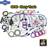60-66 C/K Classic Update Series Complete  Body & Interior Wiring Harness Kit
