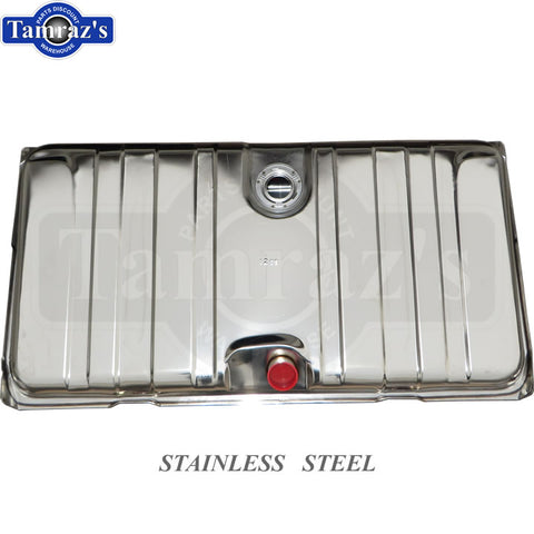 67-68 Camaro Firebird Fuel Gas Tank  - STAINLESS STEEL **In Stock**