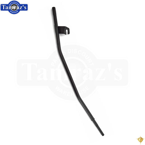 86-87 Turbo Regal GN Grand National Steel Oil Dipstick Tube Painted BLACK
