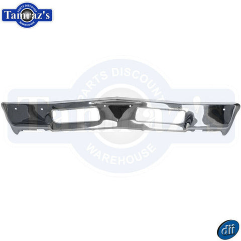 1969 Chevelle El Camino Front Bumper Triple Chrome Plated 1460G New Dynacorn