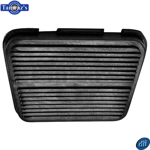 67-72 C/K Pickup Truck Brake or Clutch Pedal Rubber Pad EACH