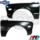 68-72 GMC 68 Chevrolet C/K Series Pickup Truck Fender - AMD - PAIR