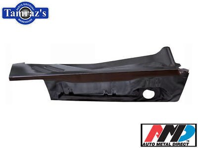 71-74 Plymouth B Body Trunk Floor Quarter Extension RH - AMD