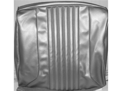 1970 Skylark GS 350 455 Bench Front Seat Covers Upholstery - Black New PUI
