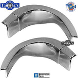 66-67 Nova Quarter Window Reveal Trim Molding Pr USA