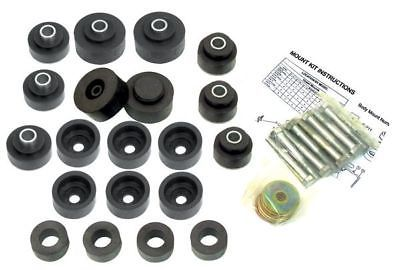 69-70 Bel Air Impala Caprice Hardtop Body Bushing Kit