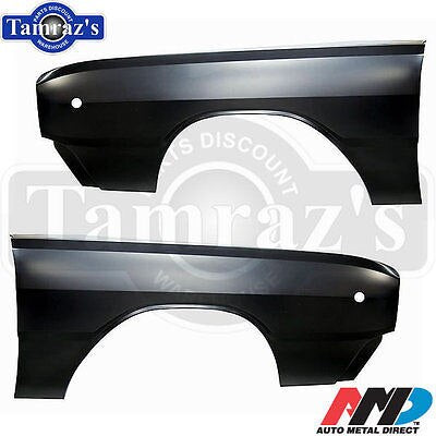 1968 Dodge Dart  Front Fender - New Tooling  - AMD  -  PAIR