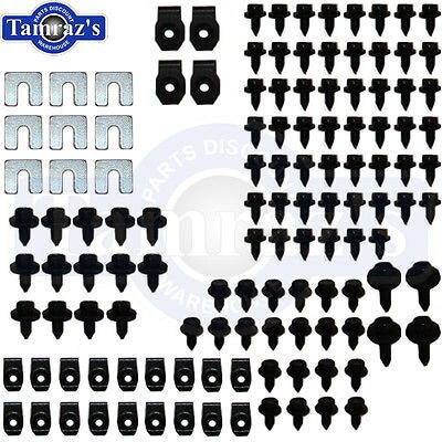 73-80 Chevy Truck Front End Sheet Metal Assembly Bolt Fastener Hardware Kit