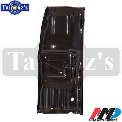 67-76 Dodge Dart Interior Floor Pan Side RH - AMD