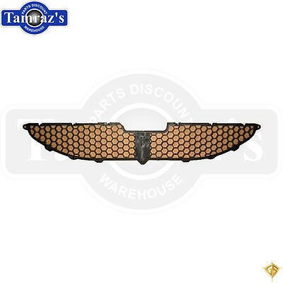 1996-1998 Mustang Front Nose Grille Honey Comb - Black
