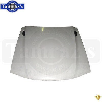 1994-1998 Mustang Models -  Composite Material Hood with Rear Side Scoop Holes