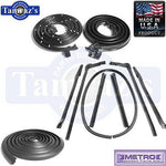 65 GM B Body Convertible Weatherstrip Seal Kit 10 Pcs