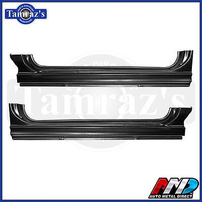 1960-1966 Chevy & GMC Pickup Truck Rocker Panel Patch O.E. Style - AMD - PAIR