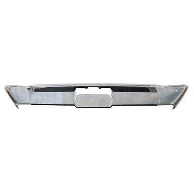 68-69 Dodge Dart REAR BUMPER - TRIPLE PLATED - AMD New