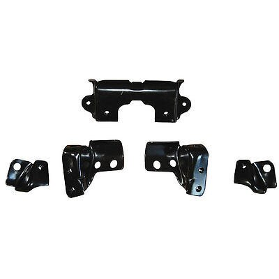 67-68 Camaro REAR Bumper Mounting BRACKET SET - 5 Pieces - Golden Star