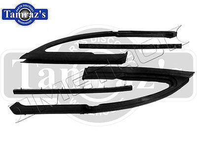 66-67 BOP Vent  Window  Weatherstrip - 2 Door SEDAN