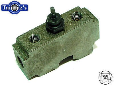 67-69 FBody Brake Line Distribution Valve Block  TRS