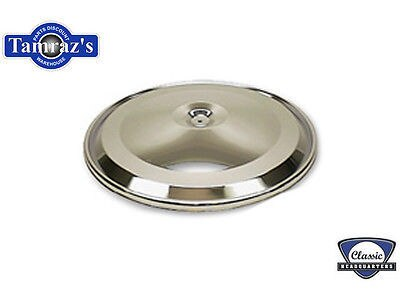 67 & 70-72 Camaro Air Cleaner Lid  for 16 7/8 Base - Triple CHROME Plated