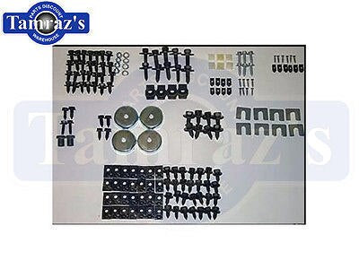 69 Camaro Standard Front End Sheet Metal Assembly Bolt Fastener Hardware Kit