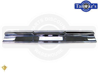 57 Chevy Nomad Wagon Rear Bumper - New Golden Star