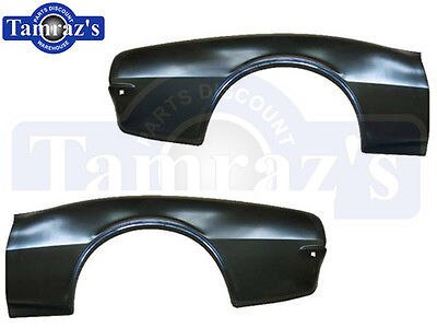 1967 Camaro 80% Quarter Panel Skin - Pair LH Left Hand & RH Right Hand New