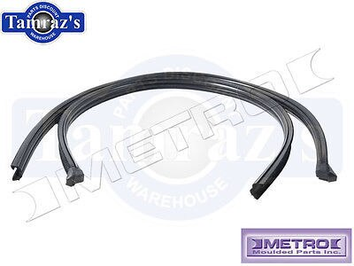 64-5 GM A Body Vertical Glass Run Channel Weatherstrip Seal VR2010 USA MADE